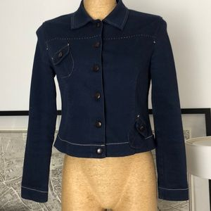 Miu Miu denim jacket size 38